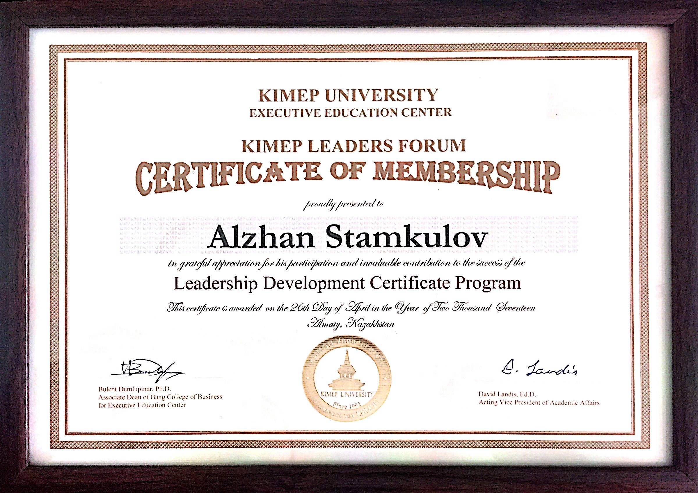 Synergy partners is a member of leadership development program at thereby synergy partners was awarded by the certificate of membership and invaluable contribution to the success of the leadership development program at 1betcityfo Image collections